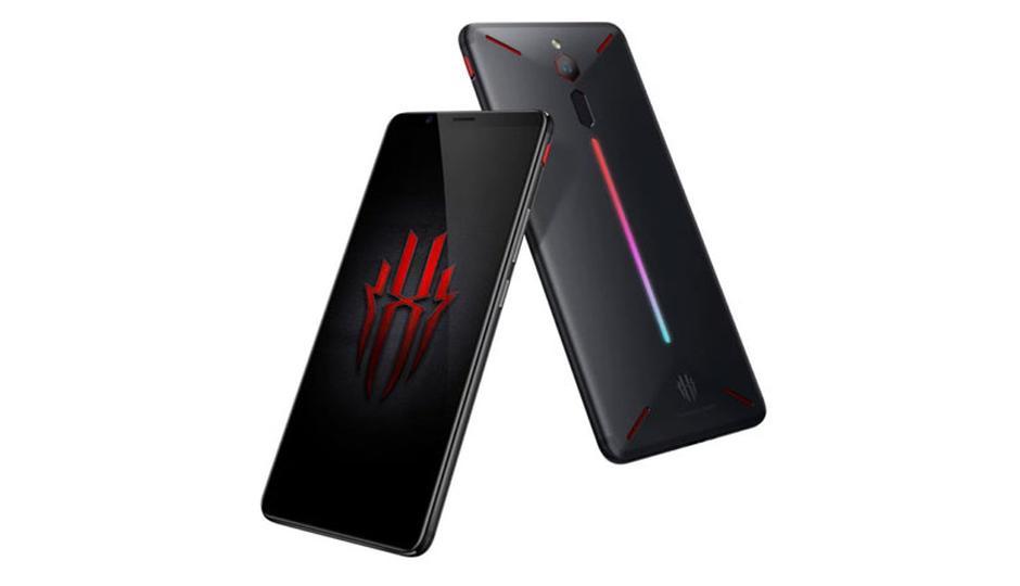 رونمایی از گوشی جدید ZTE با نام Red Magic 2